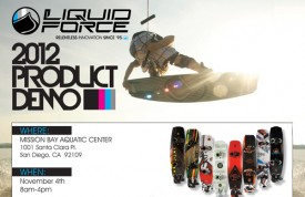 Liquid Force 2012 Demo