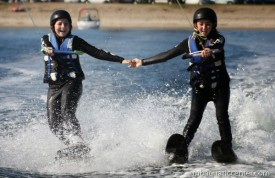 Wakeboarding Campers