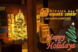 MBAC Holiday scene