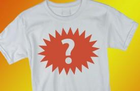 Help pick the shirt