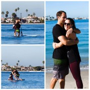 Proposing on a SUP