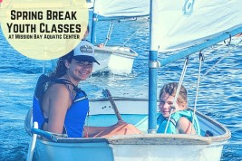 Spring Break youth classes!