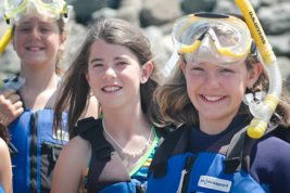 Marine Science Camp