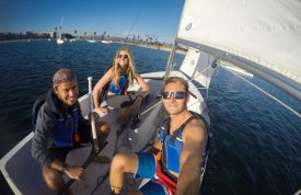MBAC sailing class