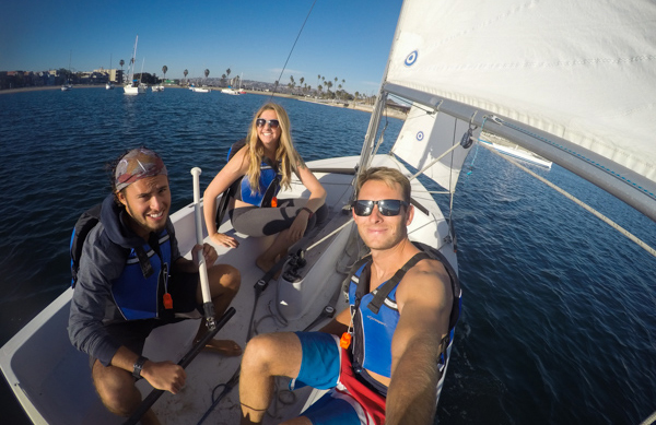 MBAC sailing class