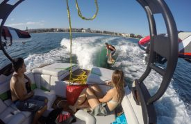 MBAC wakesurfing