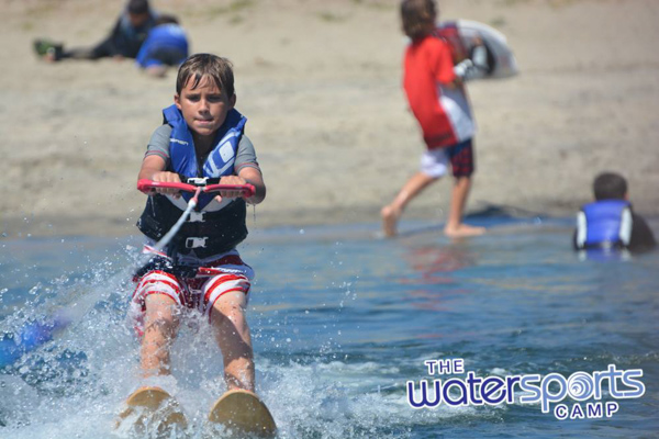 waterski camp