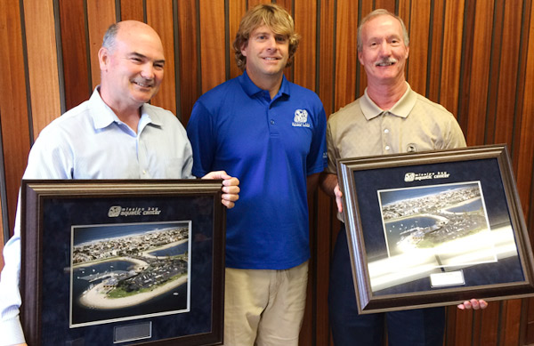 Don Chadwick and Dave Koch retire from MBACEC