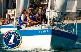 first-sail