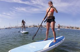 SUP has many health benefits