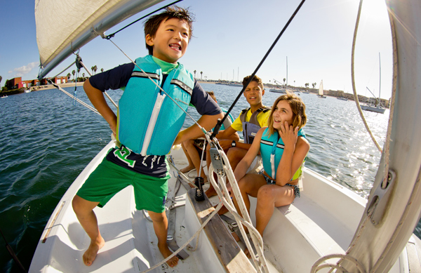 Enrichment through sailing