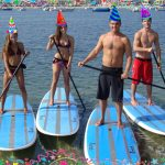 Free paddleboard or kayak rental on your birthday