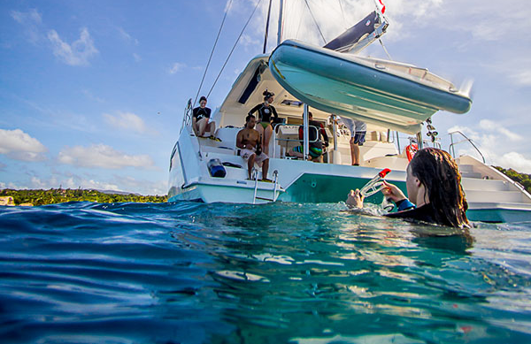 SAiling in the BVI's