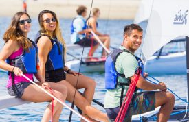 Sailing for credit