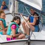 Youth sailing classes offer spring break fun!
