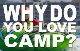 Why our campers love camp!