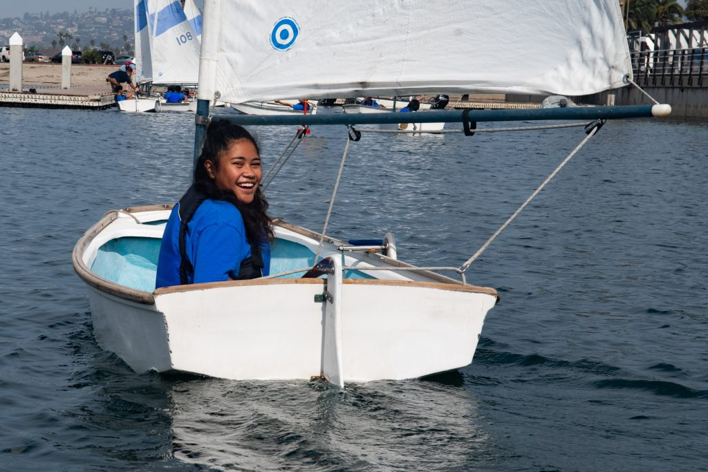 Gompers sailing